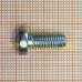 Винт М5*14 крышки карбюратора (цилиндр. крест)